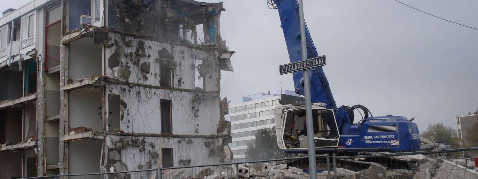 Van Zundert Den Haag 6 flats Zuidlarenstraat 01